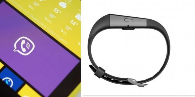 Fitbit se actualiza para su nuevo reloj Surge y Viber para mejoras de rendimiento