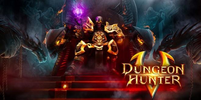 El esperadísimo Dungeon Hunter 5 llegará a la Store de Windows el próximo 12 de Marzo