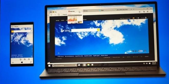 El nuevo navegador de Microsoft, Spartan, hará aparición en la próxima actualización de la versión técnica de Windows 10