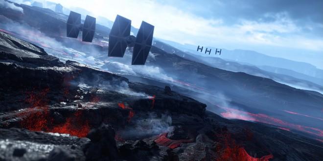 Star Wars Battlefront incluirá 12 mapas multijugador en su lanzamiento, incluyendo el enigmático planeta Sullust